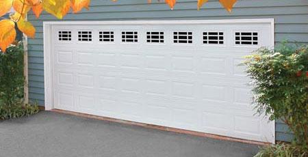 Garage Door Windows Styles - AJ's Garage Door Guys - North Royalton, Ohio   Free Estimates on professionally installed Garage Doors and Garage Door Repairs. Call Today 440-771-7000